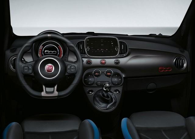 Gamme et tarifs de la nouvelle Fiat 500S 841975160301Fiat500s06