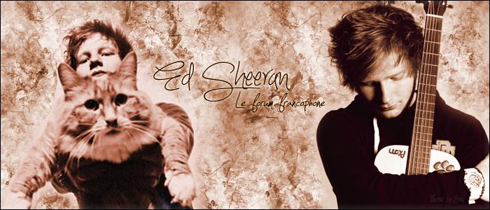 Ed Sheeran - Site Francophone