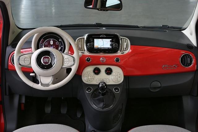 Nouvelle Fiat 500 843162150703FIATNuova50048