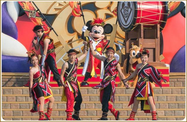 [Tokyo Disney Resort] Programme complet du divertissement à Tokyo Disneyland et Tokyo DisneySea du 15 avril 2018 au 25 mars 2019. 843403sf2