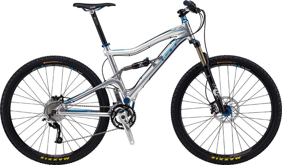 GT cycles 8434512012GTSensor9RPro29fullsuspensionmountainbike