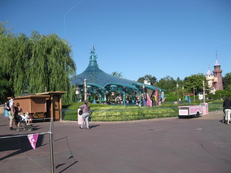[Disneyland Paris] Séjour de rêve au Disneyland Hotel du 23 au 26 mai 2011 - Page 2 843616IMG3218