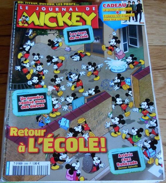 Astérix dans les magazines pour enfants 84395720d