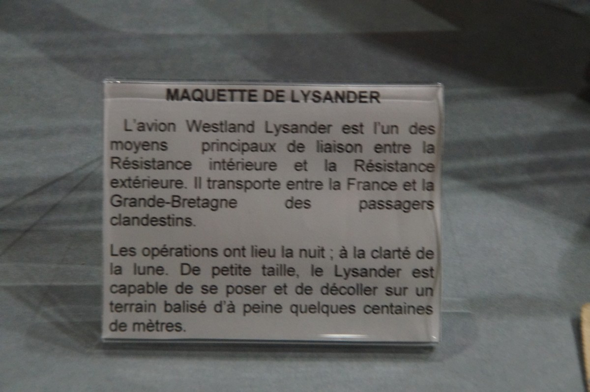[ Histoire et histoires ] Musée de la résistance et du combattant à Montauban 844054DSC07580