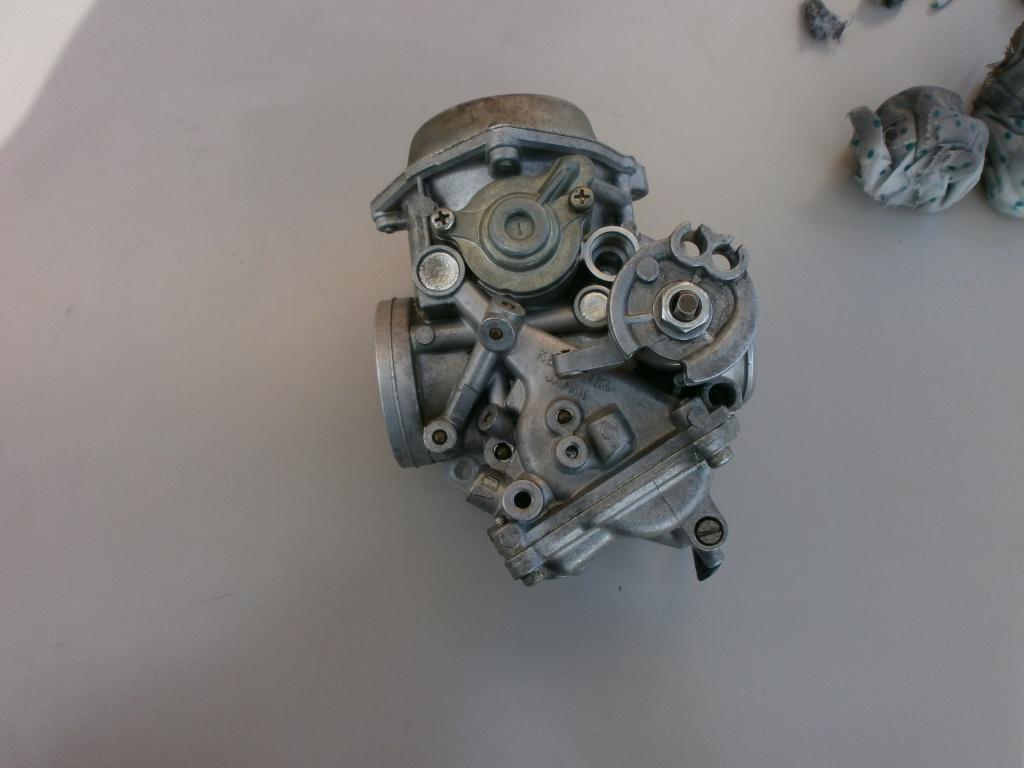 Nettoyage carburateurs de transalp 600 844154P2140008