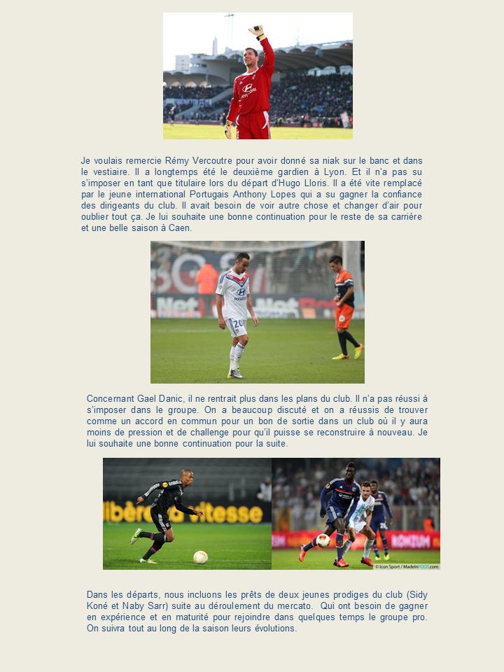 """OLWEB: """"Le site officiel de l'Olympique Lyonnais"""" 844223Diapositive2"""