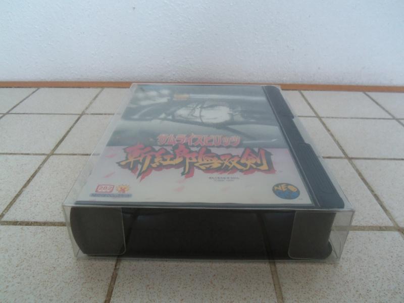 Protective Case - boitiers de protection pour les jeux AES 8445971001880