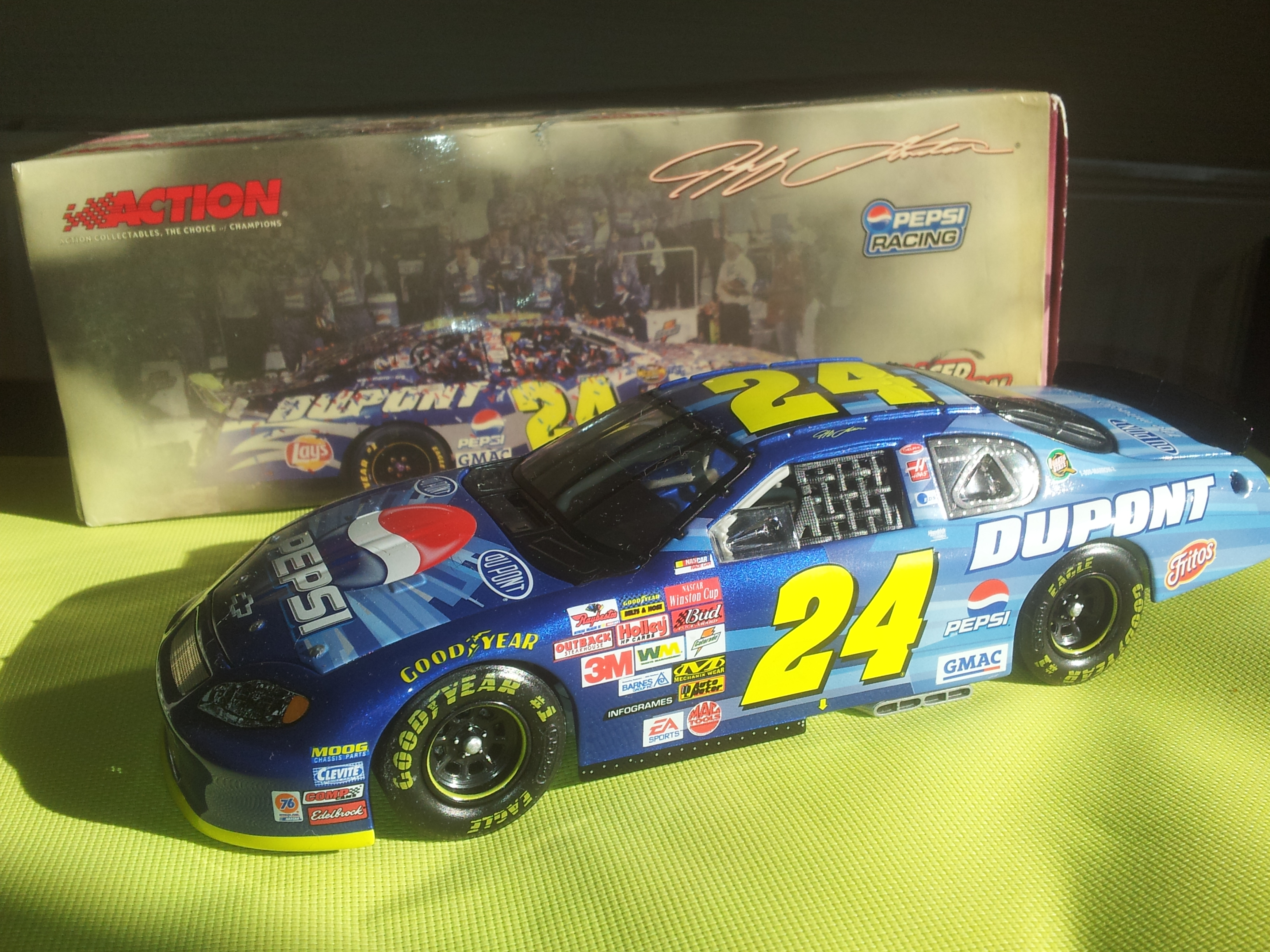 Nascar & Jeff Gordon's tribute 84663620150207132737