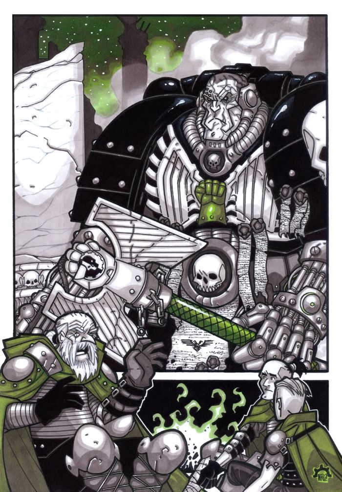 Visions of Warhammer 40K by Aerion the Faithful - Page 2 846658Aenarion27