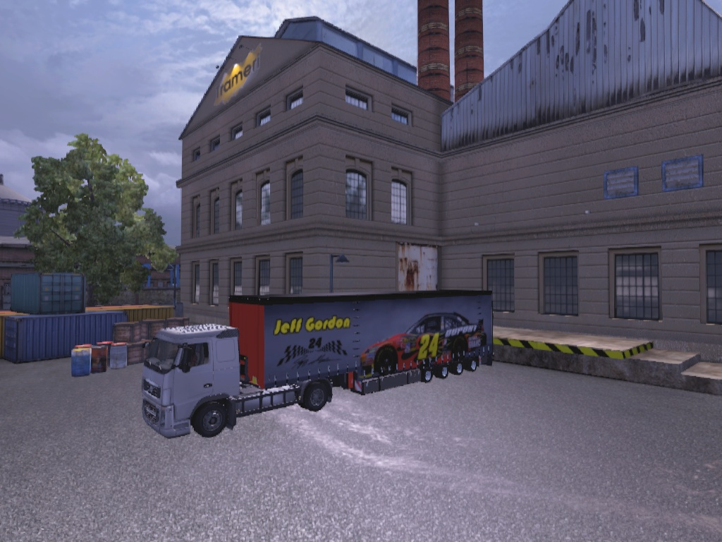 ETS2 - On the road 4 et extension Russie 846695ets200007