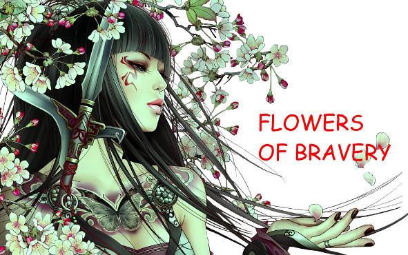 Forum de la Légion Flowers Of Bravery