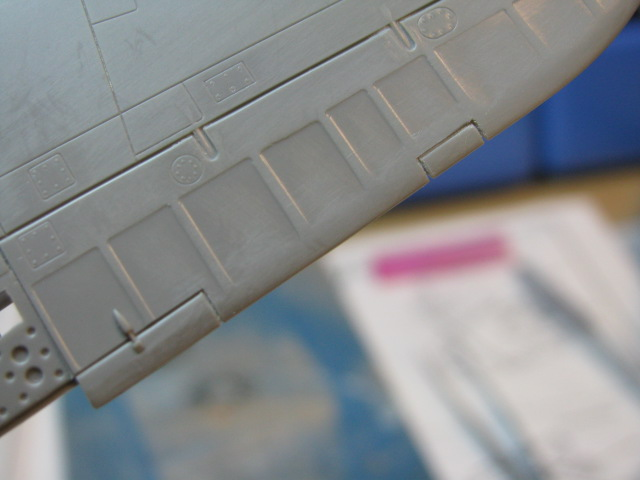 Curtiss SB2C-4 Helldiver  Revell 1/48  846937IMG0554