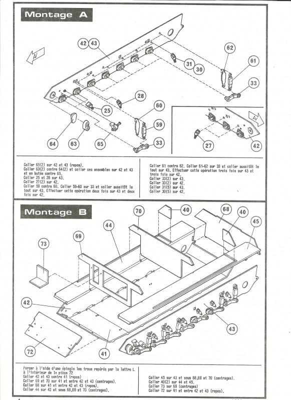 Char LEOPARD A2 - (Réf. 822) 1/35 848903HellerLopardA2822004