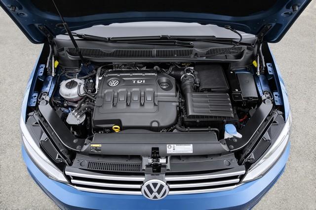 Le nouveau Touran obtient la note maximale de 5 étoiles Euro NCAP 849604thddb2015au01097large