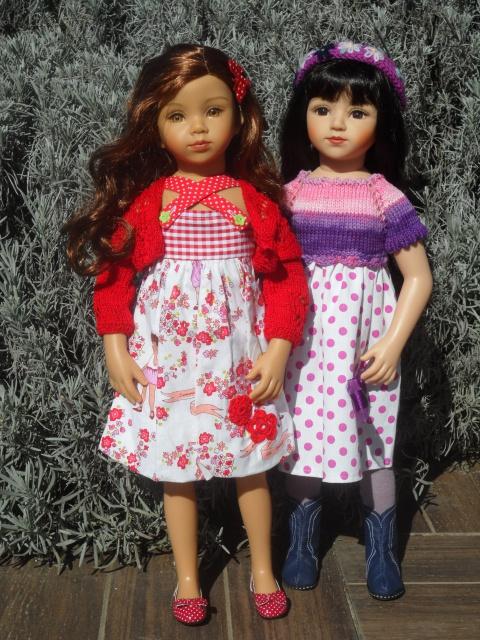 Maru et Tanya au jardin.Nouvelles photos du 9 MAI 2015 - Page 2 849730SAM3477