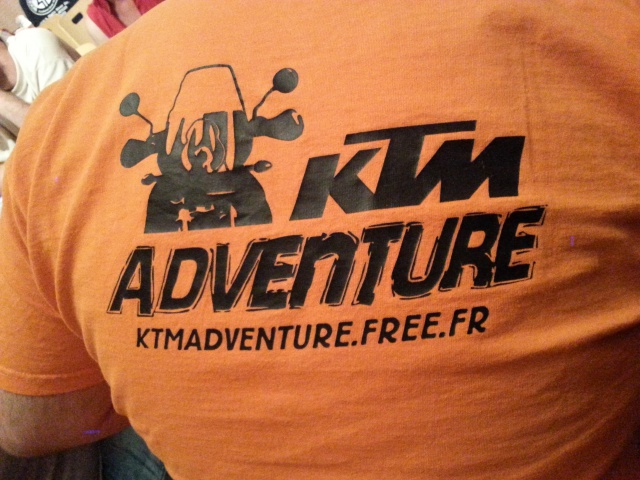 KTM Adventure day's 2015 :  concentre et raid off road d'enfer ! 84993020150507213648