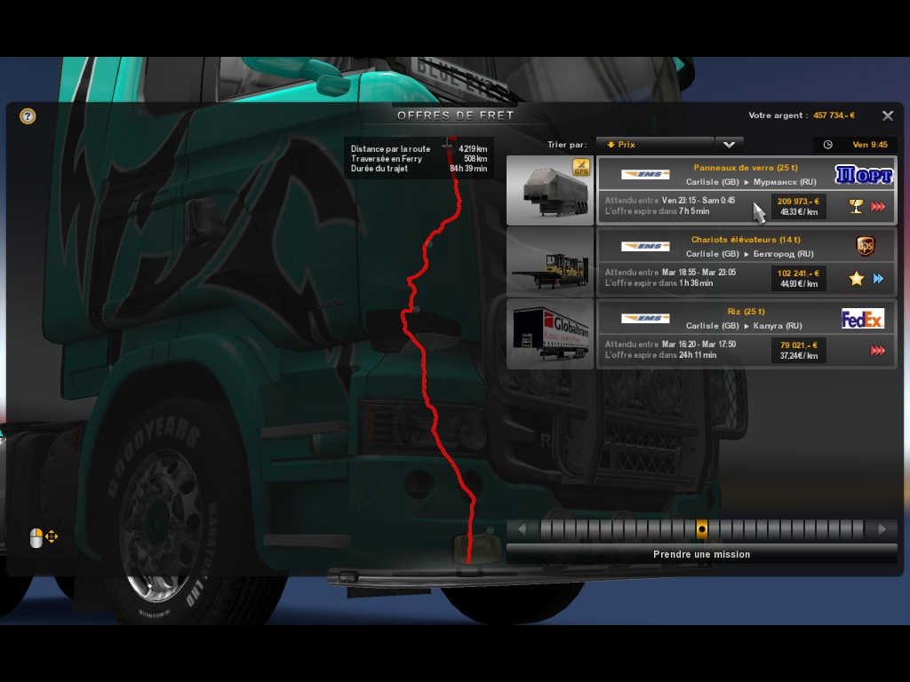ETS2 - On the road 4 et extension Russie - Page 6 852073ets200009