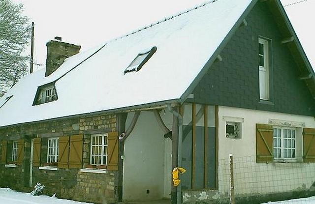 Mercredi 06 janvier 2010 - (Neige à Pont Farcy - 7 à 10 cm) 852495campeauxneige2