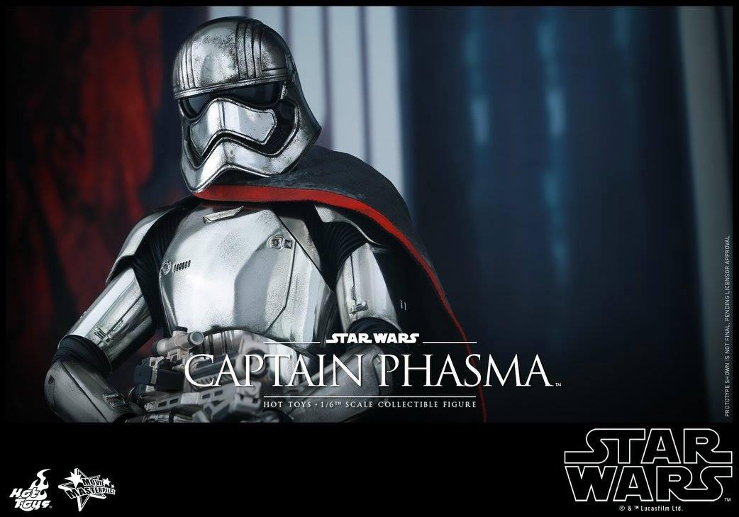 HOT TOYS - Star Wars: TFA - Captain Phasma 852905103
