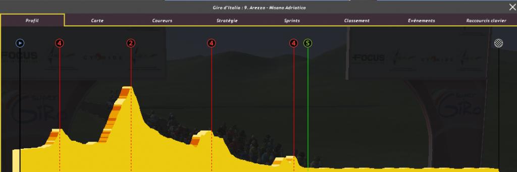 Giro - Tour d'Italie / Saison 2 852950PCM0001