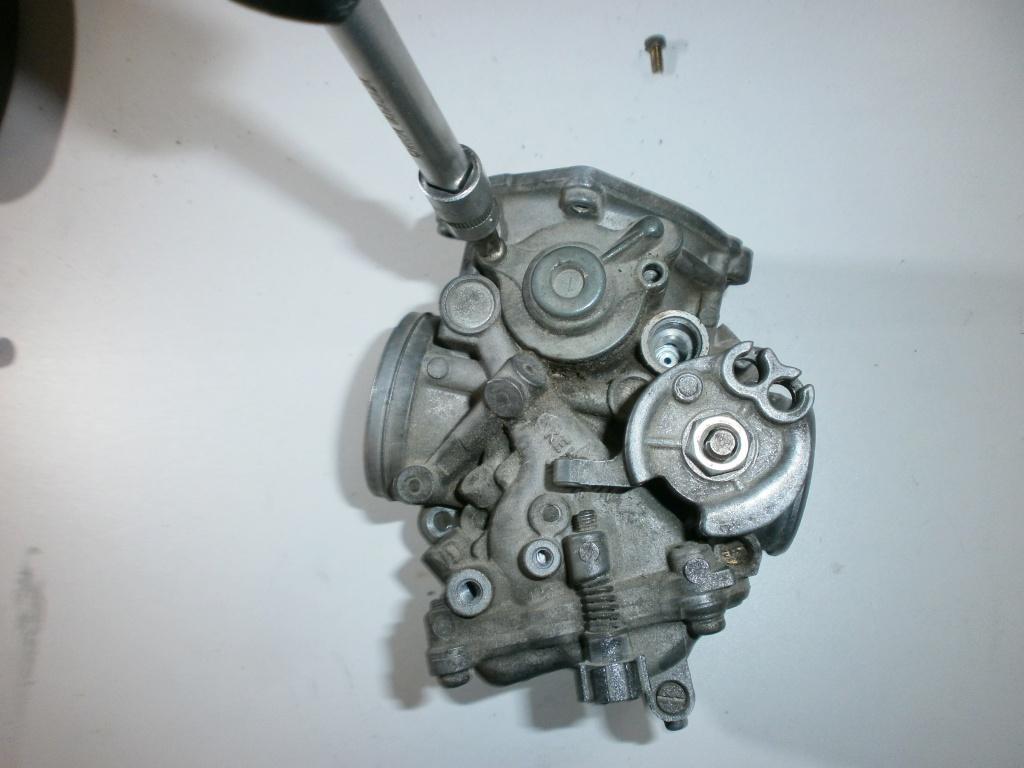 Nettoyage carburateurs de transalp 600 854065P1270019