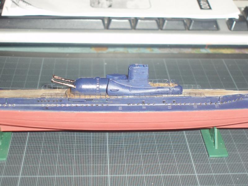 sous-marin SURCOUF 1/400 855114P6160205