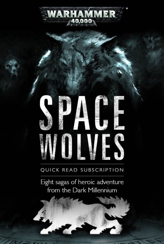 Antologie - Space Wolves Quick Read Collection 8554192707spacewolvessub