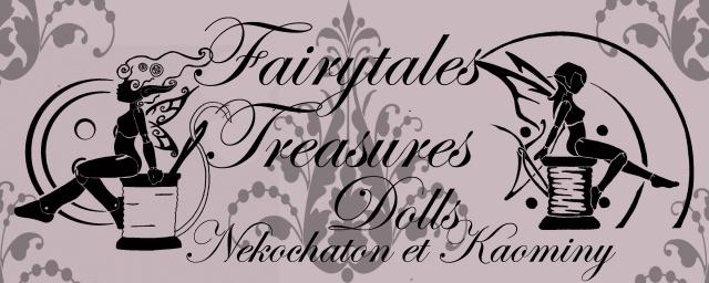 FAIRYTALES TREASURES DOLLS - p33: tirages d'artiste papaye 855434Bannire