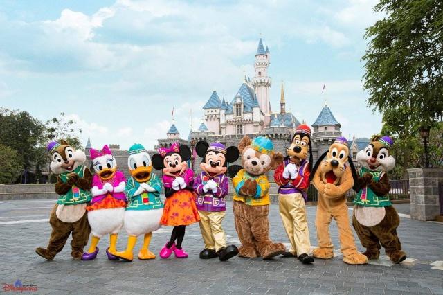 [Hong - Kong Disneyland] Festivités des 10 ans 85552918w5