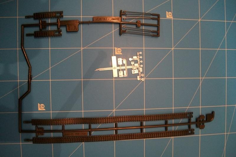 AMX 13 VCA - (Réf. L786) 1/35  855581VCA022