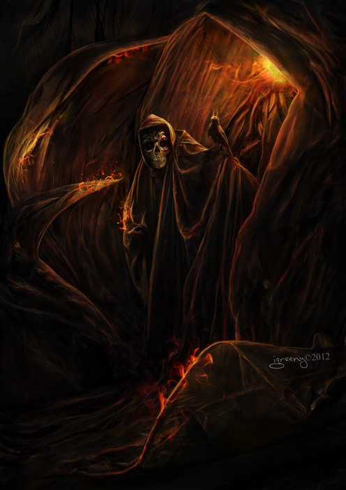 DESSINS - Skulls... 855824behindshadowbyigreenyd5ix7u8