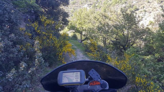 Ultimate Off Road 2016 : de Millau a Collioure, 1000 bornes de pistes en maxi trail 855970selectionUOR201626