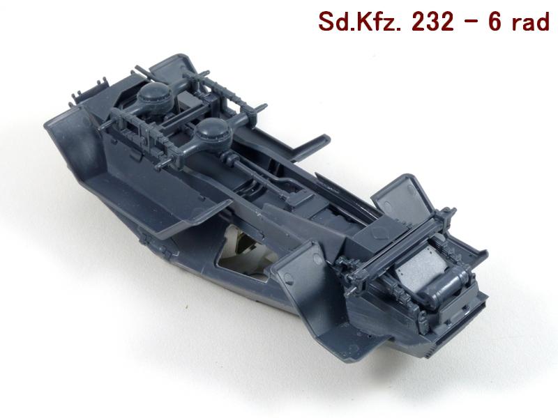 Sd.Kfz. 232 6 Rad - France 1940 - Italeri 1/35 857511P1030970