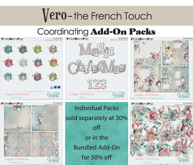 Véro - MAJ 02/03/17 - Spring has sprung ...  - $1 per pack  - Page 10 858020Veromagicchristmasaddons6
