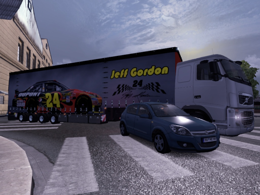 ETS2 - On the road 4 et extension Russie 858091ets200008