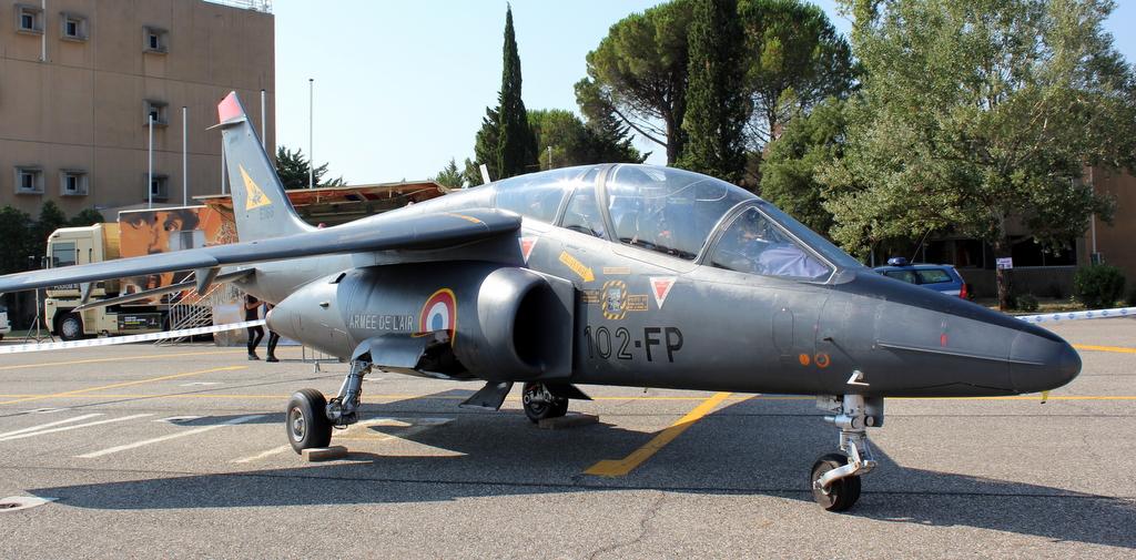 Dassault Aviation - Dornier Alpha Jet 859101ALATLELUC2013070