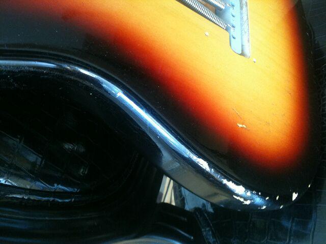 Fender Custom Shop Stratocaster 60' relic 859348Startdosdtail