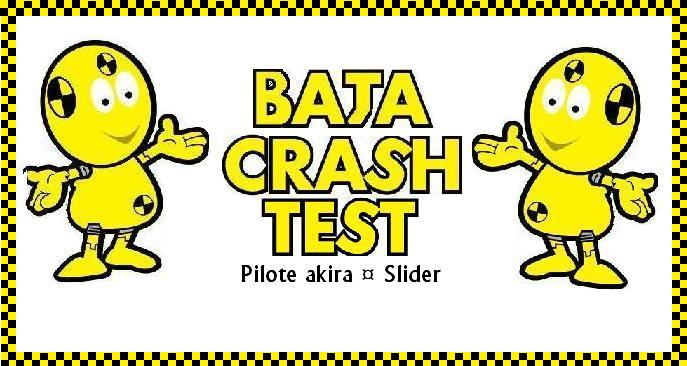 "Dummies  "" le Baja Crash Test "" 859427logo1"
