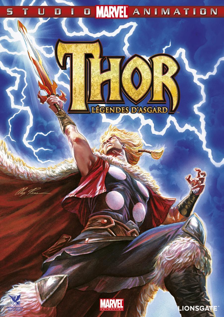 Thor Legendes d'Asgard 860254thorlegendesasgard
