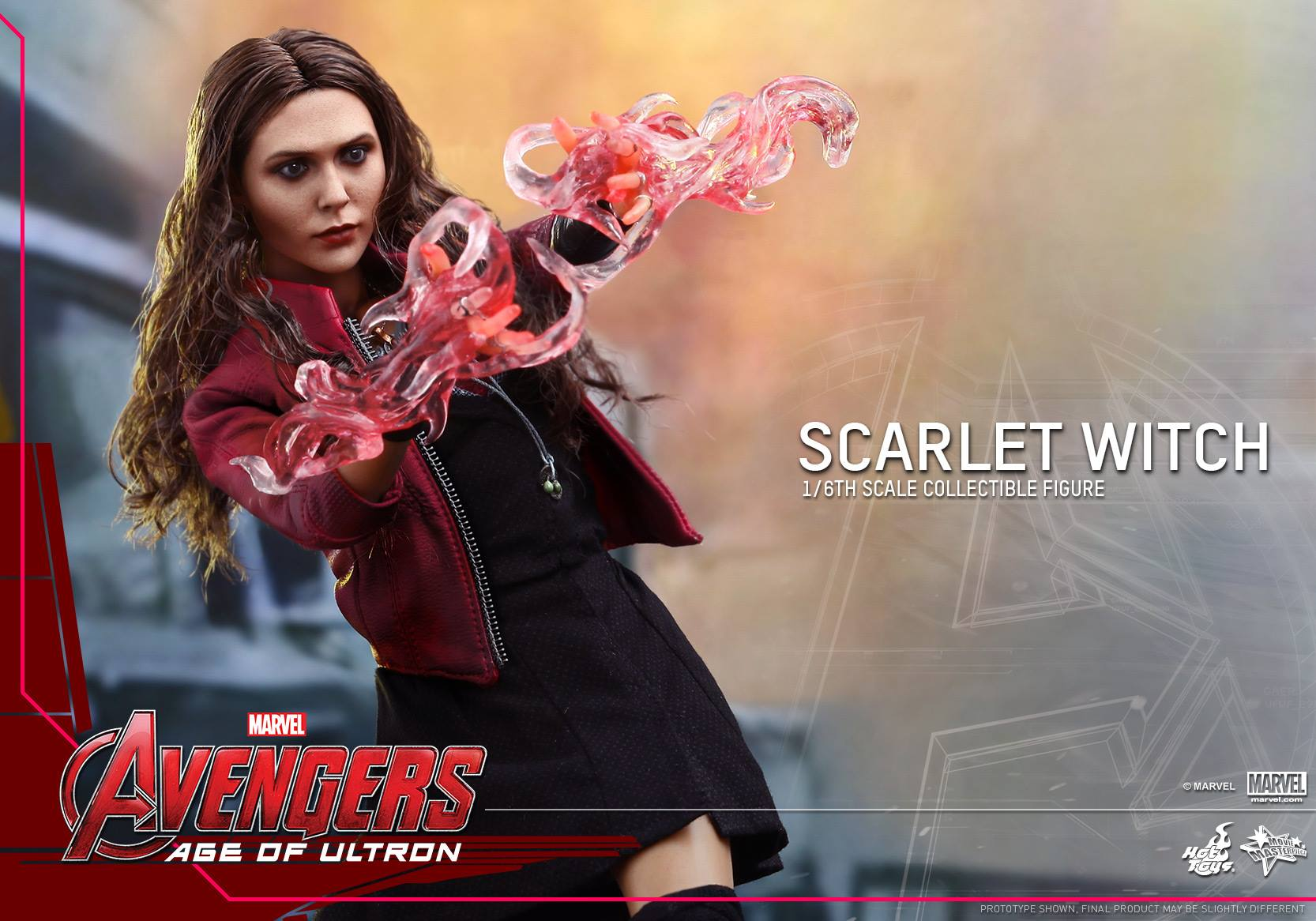 HOT TOYS - Avengers: Age of Ultron - Scarlet Witch 860751111