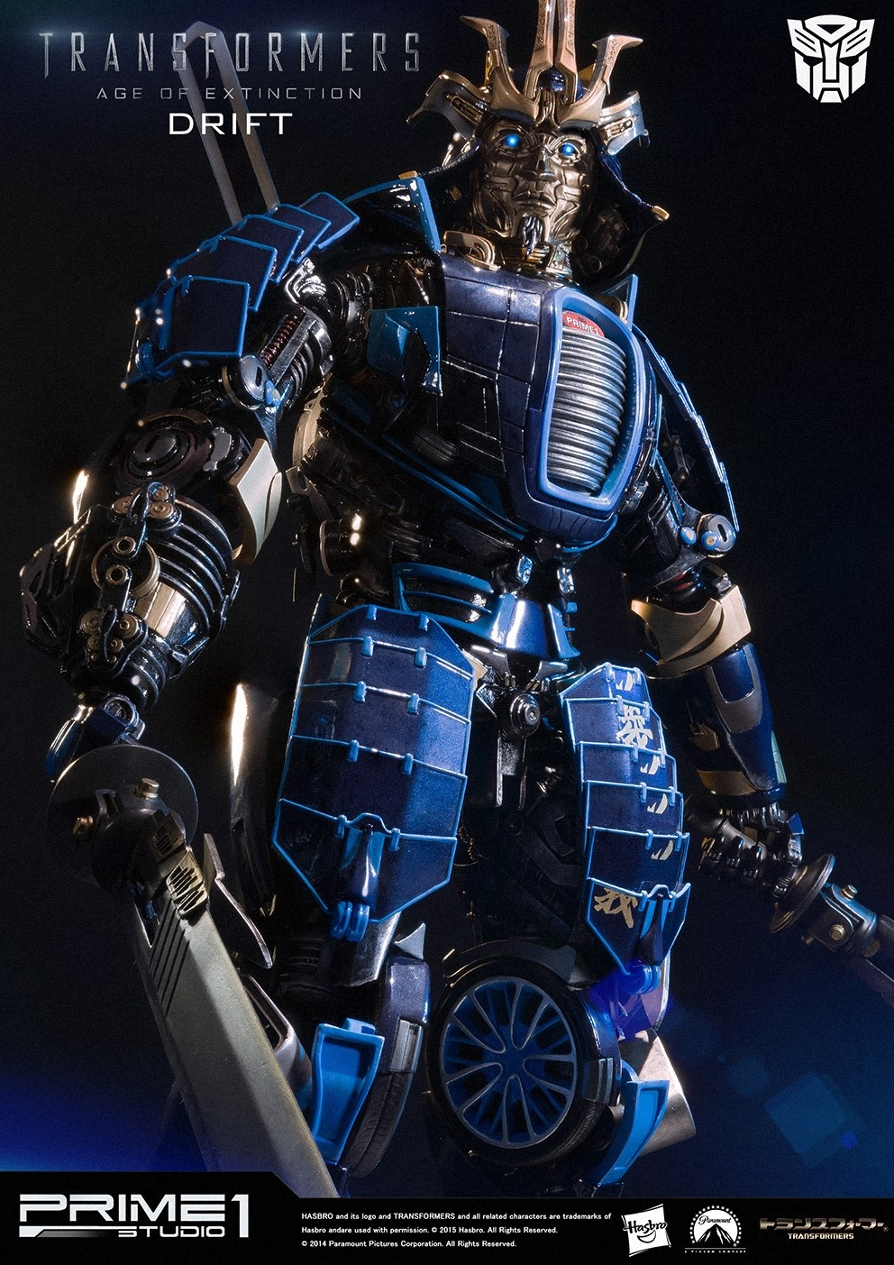 Statues des Films Transformers (articulé, non transformable) ― Par Prime1Studio, M3 Studio, Concept Zone, Super Fans Group, Soap Studio, Soldier Story Toys, etc - Page 3 860830image1423753374