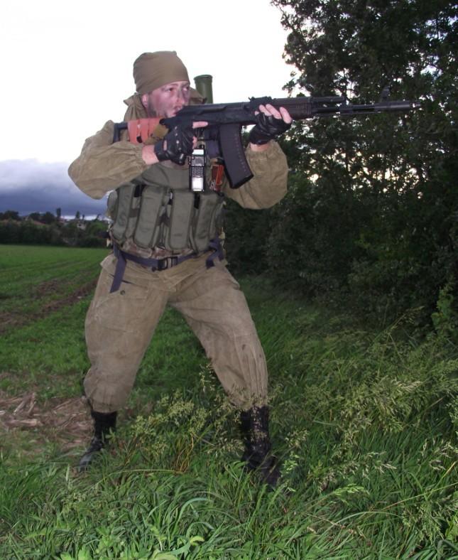 SPETSNAZ GRU Chechnya 1999 86284620140524184634