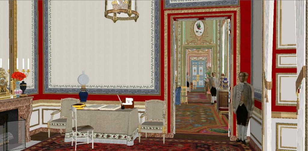 Reconstitution virtuelle du Palais des Tuileries, états Premier Empire et Second Empire - Page 2 863030enfilade2