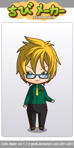 ~ Chibi-maker ~ 863253camus