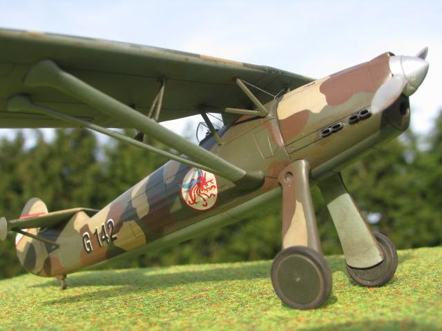 FW-56 Stösser Historic Plastic Models 1/48 863807IMG4468