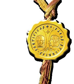 Noblesse Pontificale & Ordre Pontifical de Nicolas V 867178bulleor