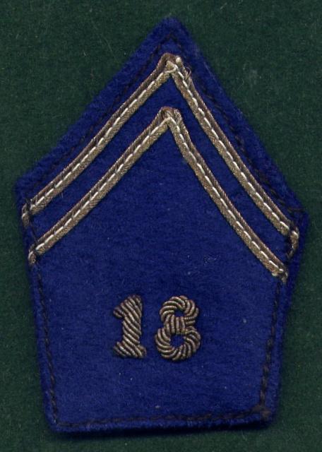 18ème R.I.P.C 867407Bras182