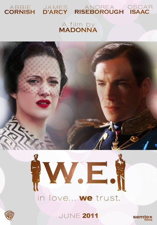 W.E. réalisé par Madonna 867434WEMadonna