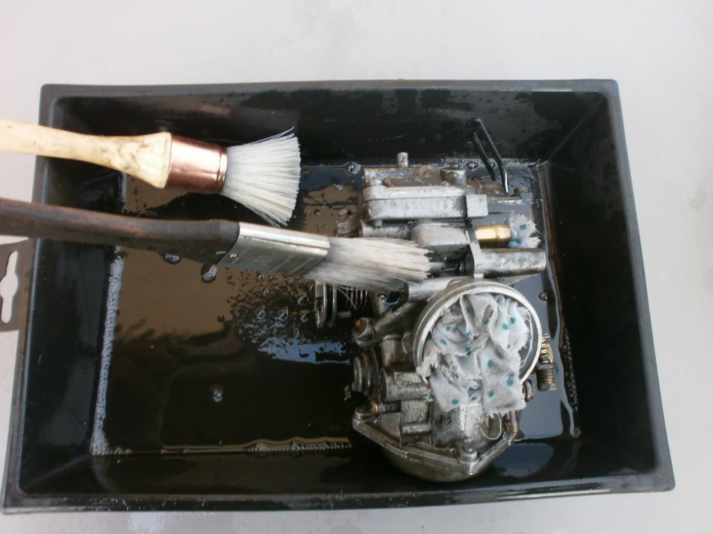 Nettoyage carburateurs de transalp 600 867900P2140003