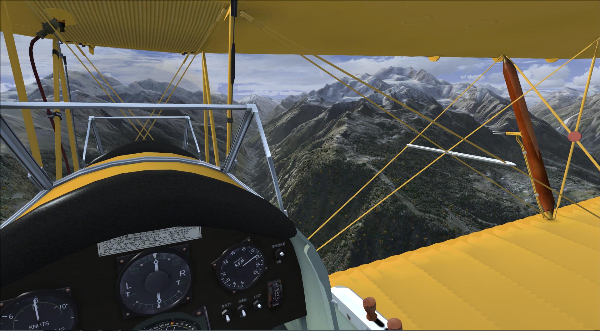 Compte rendu aéroclub. Le passage des alpes 868430201497111634769